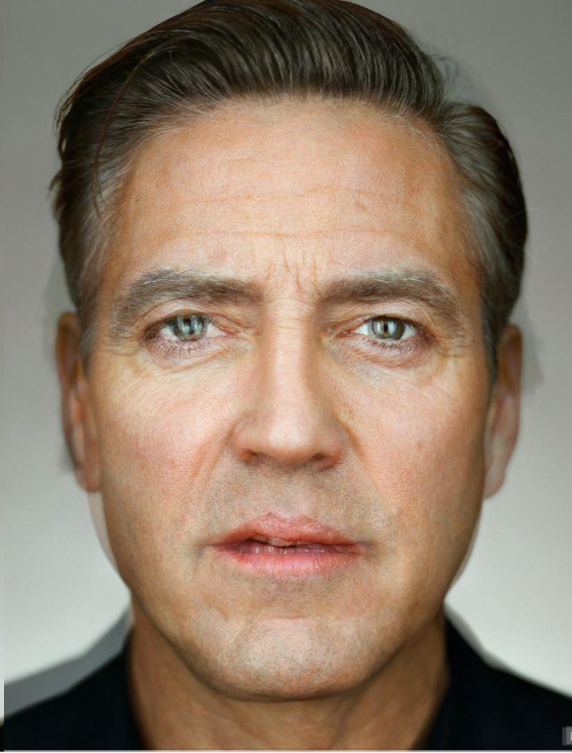 George Walken or Christoper Clooney?