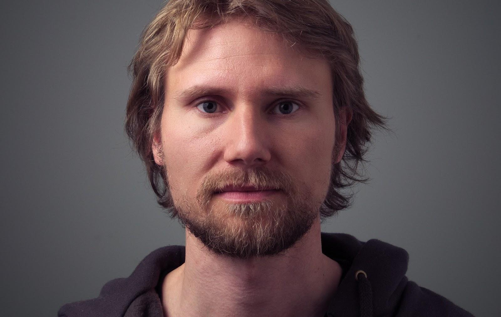 darktable team portrait headshot Johannes Hanika LGM Pat David