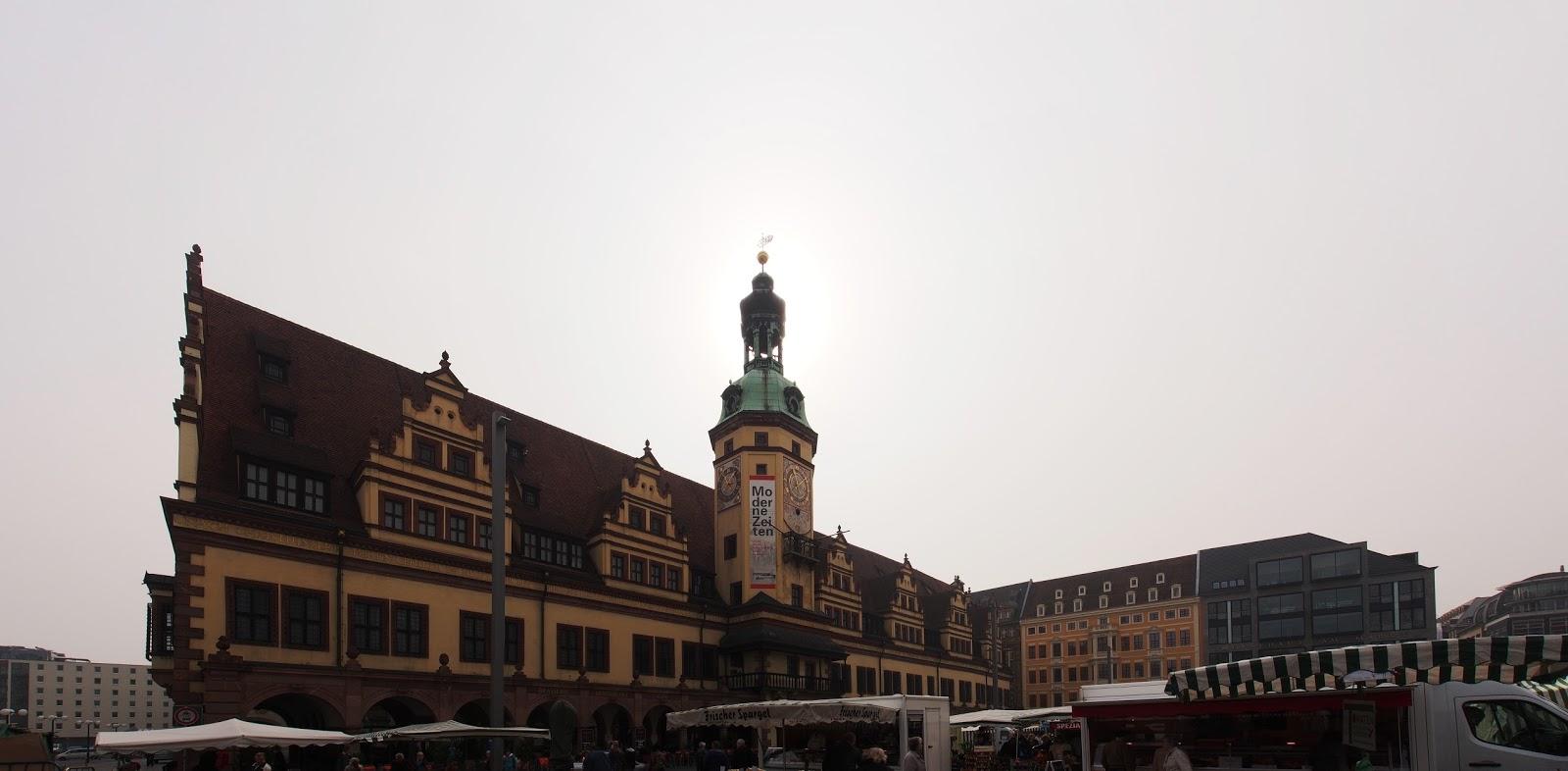 GIMP LGM leipzig town hall panorama