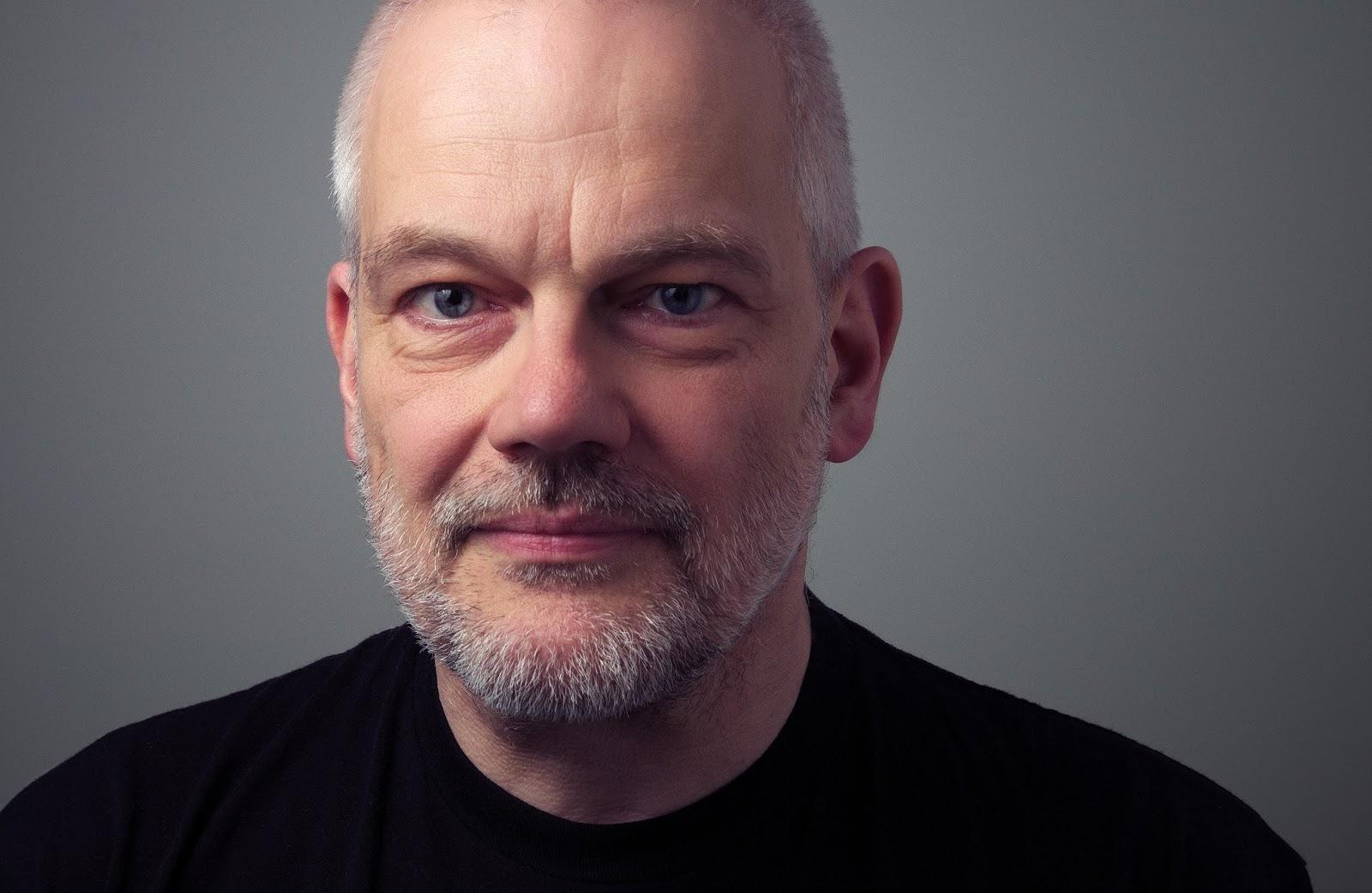 Rolf Steinort headshot portrait Meet the GIMP Pat David