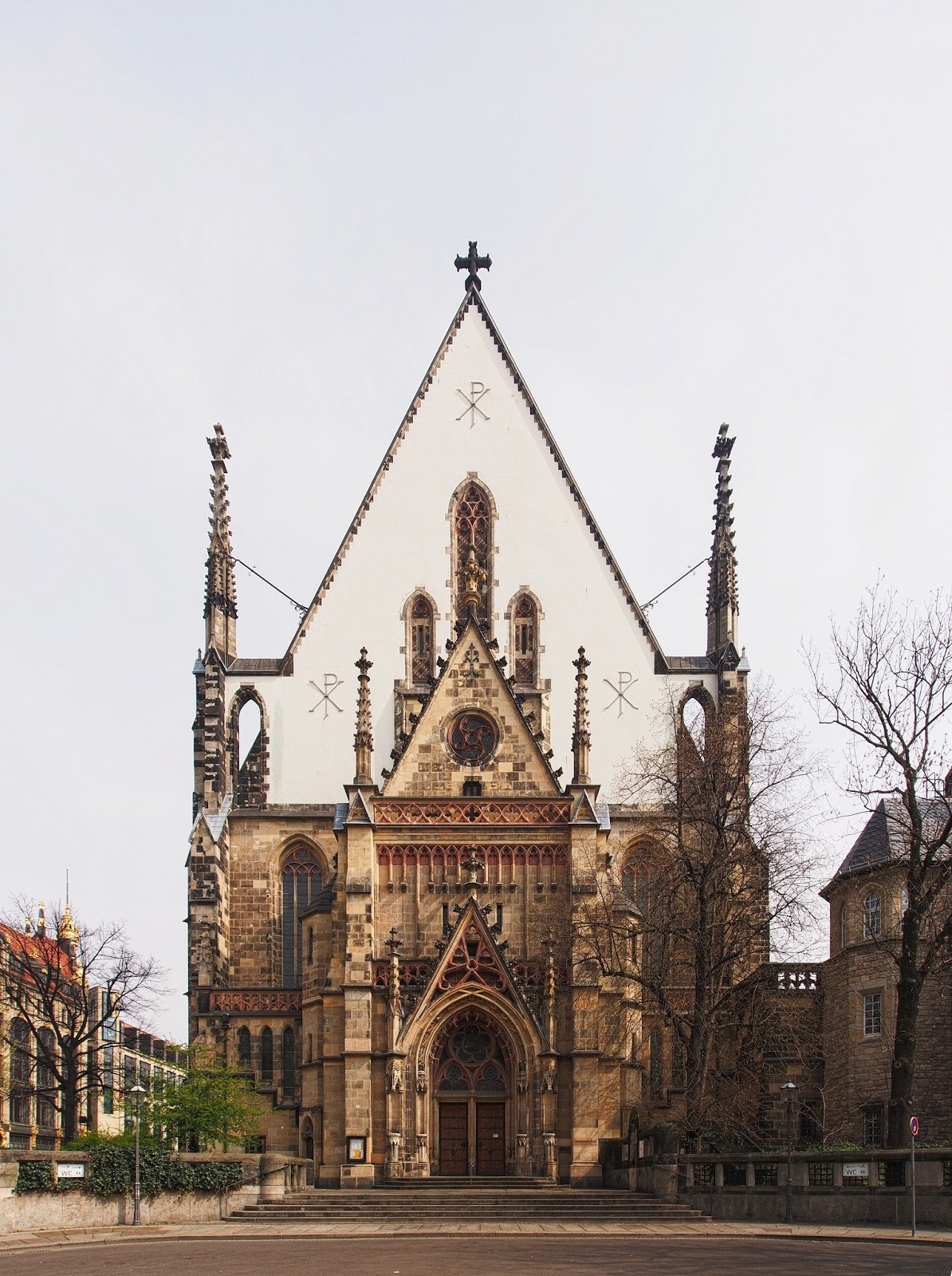 Thomaskirche (St. Thomas Church)