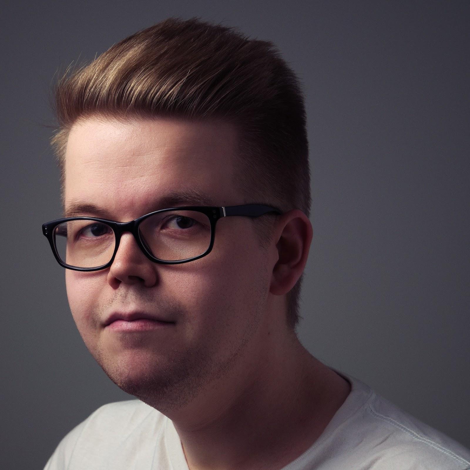 GIMP Team Ville headshot portrait LGM Pat David