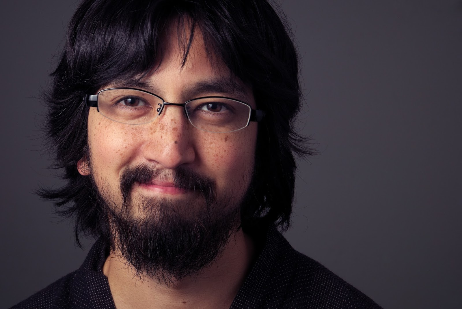 GIMP Team headshot portrait LGM Pat David