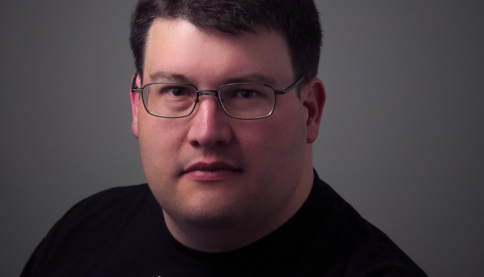 GIMP Team Michael headshot portrait LGM Pat David