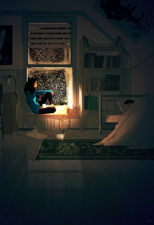 Blackout. by Pascal Campion