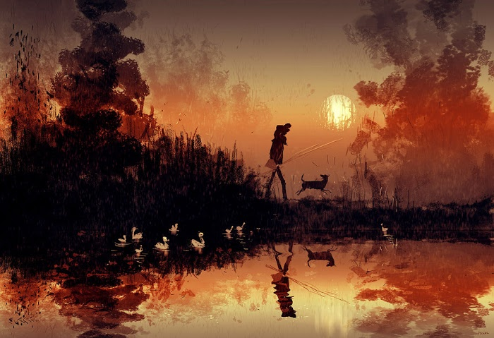 Knowing it. by Pascal Campion