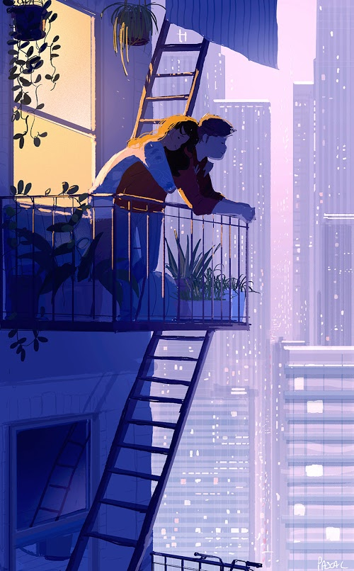 Ordinary People by Pascal Campion