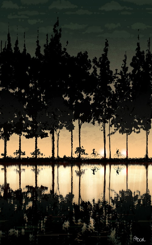 The good days. by Pascal Campion