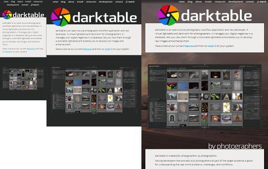 Pat David: darktable